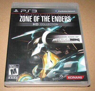 Usado, Zone of the Enders HD Collection (Sony PlayStation 3) Brand New / Fast Shipping comprar usado  Enviando para Brazil