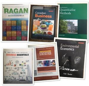 SMU text books (ECON1201, MGMT1281, MGSC1205, MATH1216, ECON3363