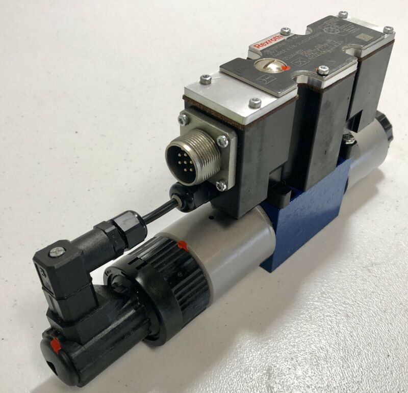 REXROTH BOSCH HYDRAULICPROPORTIONAL DIRECTIONAL CONTROL VALVE R900920567