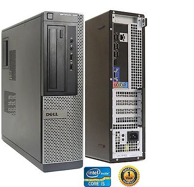 Настольный компьютер Lot of 3 Dell
