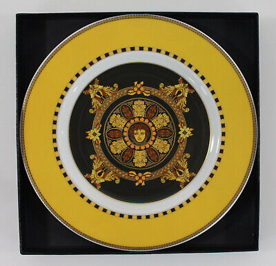 """Versace Barocco by Rosenthal-Continental 7 1/4"""" Bread & Butter Plate with Box"""