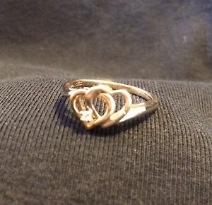 10k Yellow Gold Ring