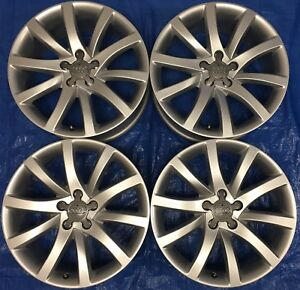 """2014 Audi A4 OEM 18"""" Wheels *Perfect Condition*"""