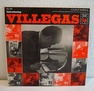 Villegas | Interducing | Columbia CL-787 | LP: Very Good | Cover: Very Good+