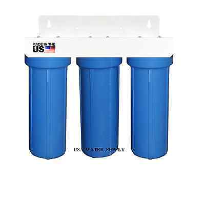 Iron/Sulfur Removal Whole House Water Filter System for Drinking Water