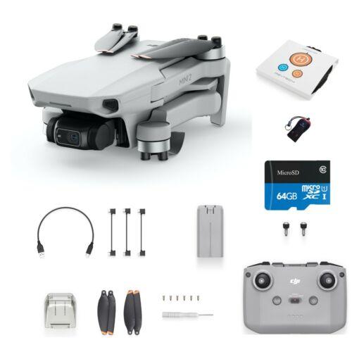 DJI Mini 2 Drone Ready To Fly Starter Bundle