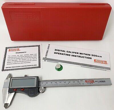 Spi 14-792-6 Electronic Digital Caliper 0-6150mm