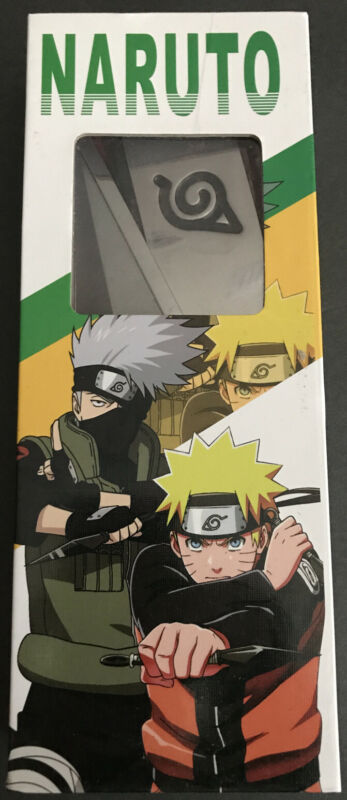 Naruto Shuriken Ninja Cosplay Set! Includes Headband And Ring 🔥🔥🔥