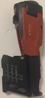 Hilti Sd-m 2 Collated Drywall Screw Magazine Used Appears In Working Order