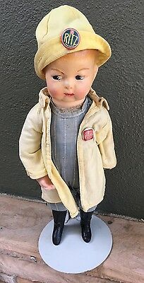 Nabisco Advertising Ad Figure Doll 1930's