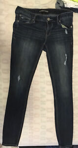 Women's size 4 pants and shorts