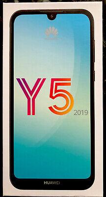 Huawei Y5 2019 Black Dual SIM Android 2GB+32GB Mobile Phone(Unlocked) Brand New!