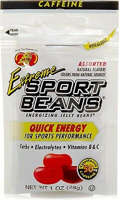 EXTREME ASSORTED SPORT BEANS Candy ~ Energizing ~ JELLY BELL