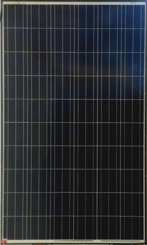 Lot of 10 Used 250W 60 Cell Polycrystalline Solar Panels 250 Watts