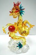 Swarovski Crystal Figurines Dragon