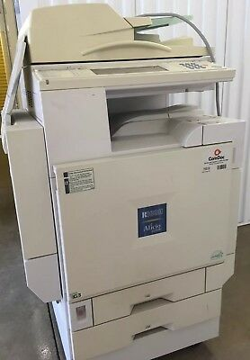 Ricoh Aficio 2232c Color Copier