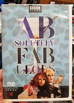 Absolutely Fabulous - Series 4 (2-Disc Set), DVD