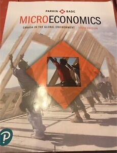 Microeconomics Canada in the Global Environment 10th Edition