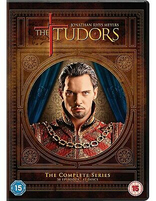 The Tudors: The Complete Series (Box Set) [DVD]
