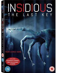 Insidious: The Last Key [DVD]