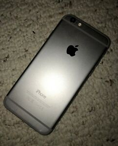 Space Grey IPhone 6 32gb