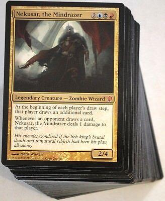 ***Custom Commander Deck*** Nekusar Grixis MINT EDH Mtg Magic Cards