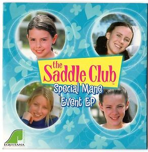 THE SADDLE CLUB - Special Mane Event EP  CD