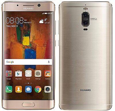 "Huawei Mate 9 PRO 128GB LON-L29 Haze Gold (FACTORY UNLOCKED) 5.5"" QHD Dual Sim"