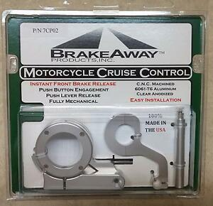 Breakaway Motorcycle cruise control Coburg North Moreland Area Preview