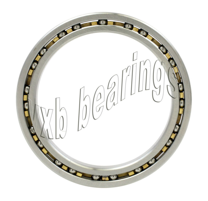"VA025CP0 Thin Slim Section Ball Bearing 2 1/2""x 3""x 1/4"" = KA025CP0 2.5"" inch ID"