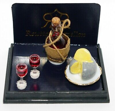 Dollhouse Miniature Black Corset /& Garter Set in 1:12 Scale Dollhouse Miniature