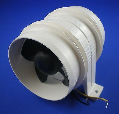Attwood In Line Engine Bay / Bilge Blower / Cooling Fan 4