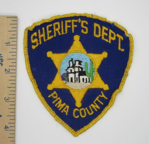 PIMA COUNTY ARIZONA SHERIFF
