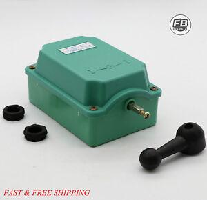 Drum Switch Forward/Off/Reverse Motor Control Rain-Proof Reversing 60A