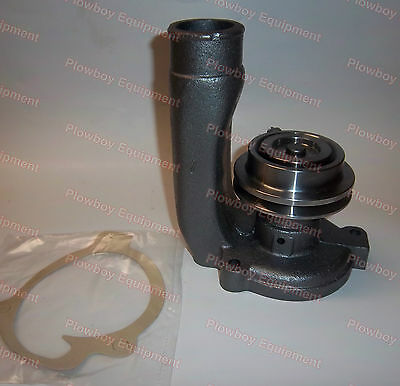 New Water Pump For John Deere 2 Cylinder Tractors 80 820 830 Diesel Ar1194r