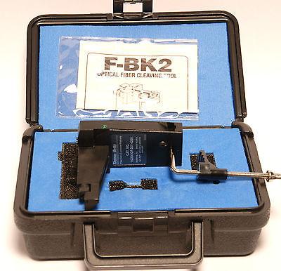 Newport F-BK2 Optical Fiber Cleaving Tool manuelles Faser Trenngerät