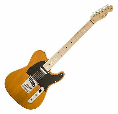 Fender Squier Affinity Serie Tele MN BB E-Gitarre E-Guitar Butterscotch Blonde