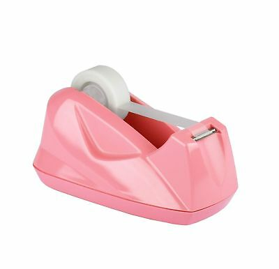 Acrimet Premium Tape Dispenser Pink Color