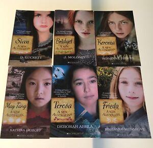 A New Australian Book series