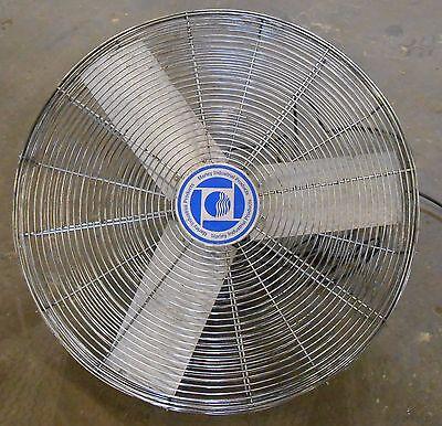 Marley Industrial Fan 120 Volts 32 Diameter