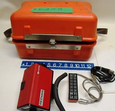 Lietz Sokkisha Red Mini D70127 Type T Surveying Engineering Tool Free Shipping