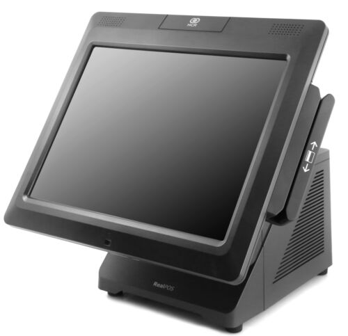 7616-1500 NCR 72XRT POS Terminal with MSR