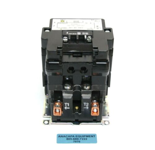 Square D 8502 SEO1 S Full Voltage AC Magnetic Contactor Type S + Auxiliary (7070