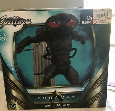 Diamond Gallery DC Aquaman - Black Manta GameStop Exclusive Statue Figure