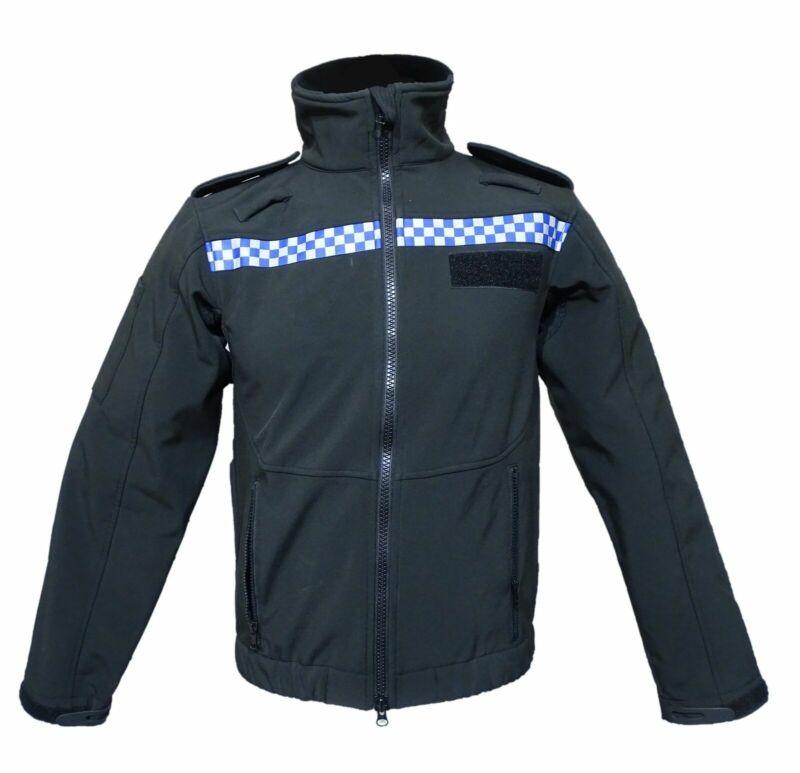 British NPU National Uniform Softshell Jacket Dog Handler Grade B