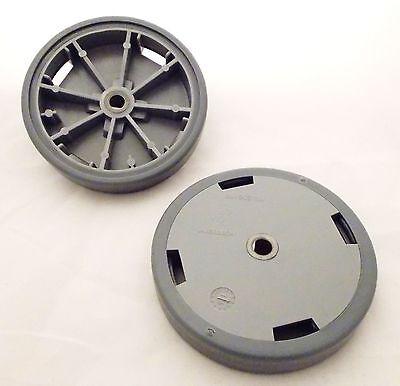 2 Genuine Kirby Vacuum Cleaner Rear Wheels Ultimate G G3 G4 G5 G6 G7  Vacuum Cleaner Rear Wheel