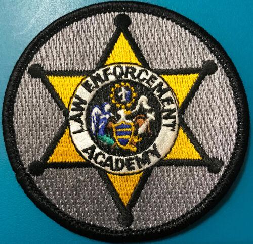 Arkansas Law Enforcement Academy Cadet Recruit Patch