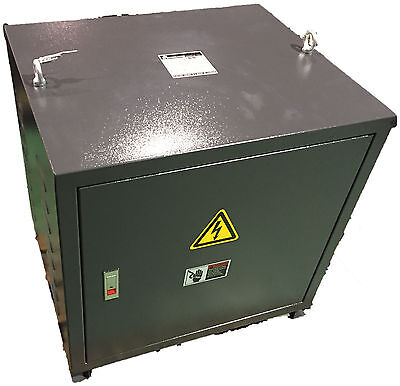 3 Phase Us Isolated Transformer 10kva In 230v Out 400440460v F3010k-03a6184