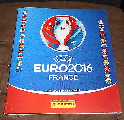 UEFA/Euro 2016/Album/stickers/Panini/Football/France/