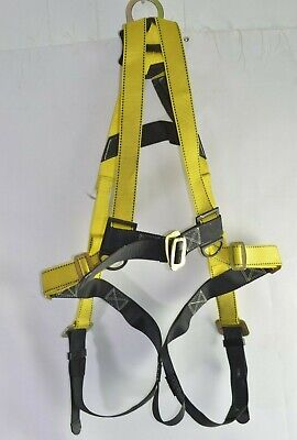 Guardian Fall Protection Safety Gear Velocity Harness Size S-l